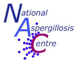National Aspergillosis Centre (NAC) logo. The NAC can prescribe some antifungals, but there are limitations.